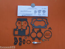 CARBURETTOR CARBY KIT SUIT GM V8 HOLDEN HK HT IMPALA STUDEBAKER  w/- ROCHESTER