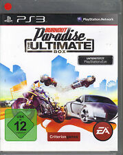 Burnout: Paradise - Ultimate Box (Playstation 3)