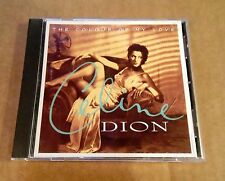 1993! The Colour of my Love! Celine Dion! Super Pop Star! 14 Songs! VG Cond!+NR!