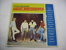 BEAU BRUMMELS - GOOD TIME MUSIC - LP VINYL EXCELLENT CONDITION 1983