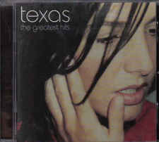 Texas-The Greatest Hits Cd Album