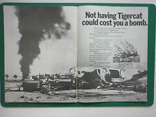 1/1970 PUB SHORTS MISSILES DIVISION SHORTS TIGERCAT GUIDED MISSILE SYSTEM AD