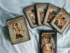 Indiana jones dvd set