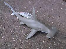 HAMMERHEAD SHARK  detailed sealife underwater marine model Wild Safari toy 16cm