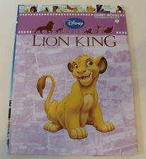 The Lion King Disney Jr. Graphic Novels #2 Hardback GRAPHIC NOVEL comic BOOK