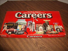 CAREERS BOARD GAME REVISED 1979 EDITION COMPLETE PARKER BROTHERS VTG