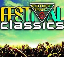 FUTURE TRANCE-FESTIVAL CLASSICS 3 CD NEU DARUDE/FAITHLESS/ATB/C-BOOL/AVICII/+