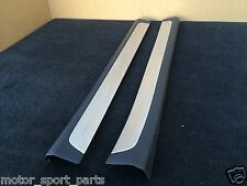 INFINITI FX35 FX45 03-08 OEM FRONT LEFT AND RIGHT CHROME DOOR SILLS SILL