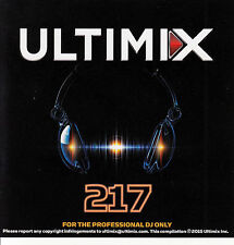 Ultimix 217 LP Walk The Moon Andy Grammer Nate Ruess Krewella Skrillex & Diplo