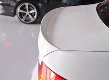 REAR TRUNK SPOILER ABS M5 STYLE FOR BMW F10 '2015 4D Sedan (Unpainted)