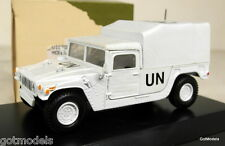 VICTORIA 1/43 - R004 HUMMER U.N COVERED DIECAST MODEL CAR