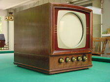 "1940's Delco, Hallicrafters TV-102 10"" Porthole TV w/ Select-View Picture Zoom"