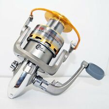 ST6000A Fishing reel moulinet de pêche 8Roulements  5.1:1 Silver  Color