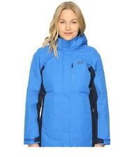 JACK WOLFSKIN VIKING SKY LADIES  3 IN 1 JACKET SIZE 12