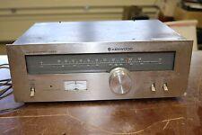 vintage kenwood kt-5300 stereo amfm tuner