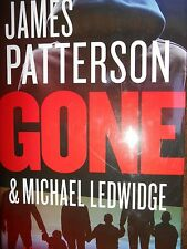 Gone by James Patterson and Michael Ledwidge large print Book Club