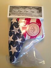 RARE Scotty Cameron Old Glory Canvas USA Putter Head Cover - Brand New In Bag