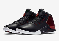 2016 NIKE AIR JORDAN 17 XVII RETRO BULLS SZ 9 BLACK GYM RED WHITE 832816-001