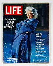 LIFE Magazine 1962 June 22 Marilyn Monroe