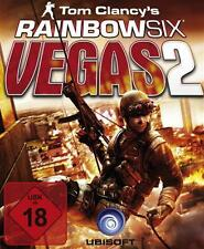 Tom Clancy 's Rainbow Six Vegas 2 * como nuevo