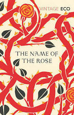 The Name Of The Rose (Vintage Classics), Eco, Umberto, New