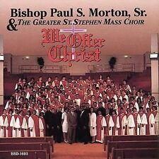Morton, Paul Sr Bishop: We Offer Christ  Audio Cassette