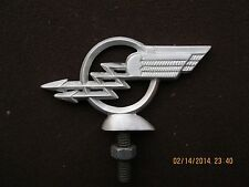 rare lightning bolts. ratrod hotrod bicycle, motorcycle, fender/hood ornament