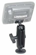 RAM Rugged Use Surface Composite Mount f/ Lowrance Elite-5 & Mark-5 Fishfinders