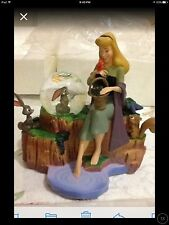 Disney Briar Rose Sleeping Beauty Snow Globe ITEM #93389 Princess Aurora Boxed
