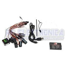 Flysky FS-iT4S 2.4GHz RC System Boat And Car Transmitter With Sensor Set