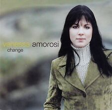VANESSA AMOROSI : CHANGE / CD