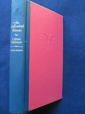 AN UNFINISHED WOMAN by LILLIAN HELLMAN - PUBLISHER'S PRESENTATION COPY 1st Ed.
