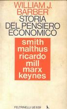 Storia del pensiero economico di William J. Barber