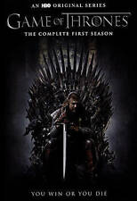 Game of Thrones The Complete First Season DVD Brand New