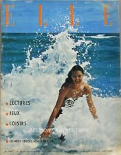 Elle n°606 - 1957 - Collection sport - Pékin - Berthe Grimault - Gym dansée -
