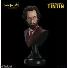 Weta - The Adventures of Tintin: Sakharine Bust Limited Edition