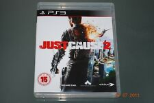 Just Cause 2 PS3 Playstation 3 **FREE UK POSTAGE**