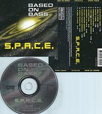 BASED ON BASS-S.P.A.C.E.-SWITZERLAND-HYPERSOUND RECORDS HYPS 71010-SYNTH-CD-NEW-