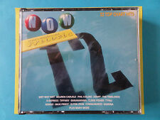 NOW 12  -  THAT'S WHAT I CALL MUSIC   2 x CD  *EX/EX*