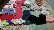 Baby Girl 2T huge LOT 23 pcs outfit NIKE Childrens Place Carters Mint VEUC HTH