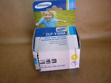 Samsung CLP-Y300A Yellow Laser Toner Cartridge Genuine