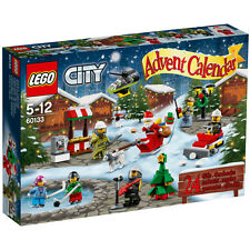 Lego City Advent Calendar 2016 60133 NEW