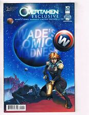 Overtaken Exclusive # 1 D Wade's Comic Madness Variant 1 Of 700 Aspen Comic BN14