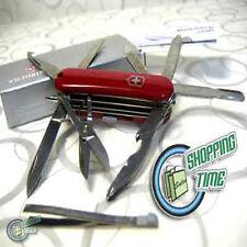 【v06385】Victorinox Swiss Army Knife 58mm MiniChamp Pocket Tools 0.6385