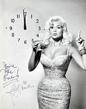 JAYNE MANSFIELD  MOVIE STAR 8X10 PHOTO