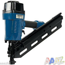Silverline Air Framing Nailer 90mm 10 - 12 Gauge di alta qualità dell' aria Nailer