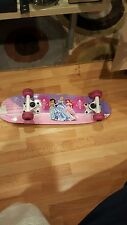 DISNEY YOUTH SKATEBOARD SHIMMERING NIGHT PRINCESS