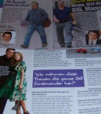 Chris Noth 48 pc or Cynthia Nixon 43 German Clippings Collection Sex & the City