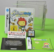 Scribblenauts NDS Nintendo DS OVP by Game-Planet-Shop