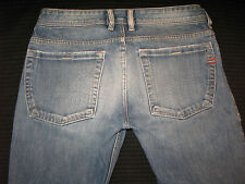 Diesel Jeans Zathan Narrowed Slim Straight Leg Distressed 770  Sz 31 X 32